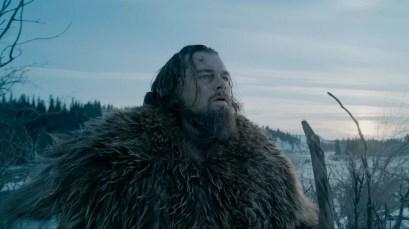 The Revenant Leonardo DiCaprio as Hugh Glass