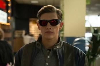DF-00100 Tye Sheridan is Scott Summers/Cyclops in X-MEN: APOCALYPSE.