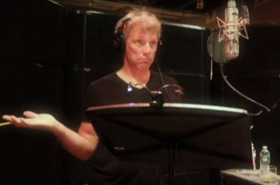 Hype's Now Playing: Jon Bon Jovi - The Moon Represents My Heart