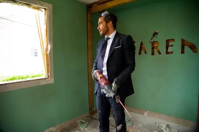 Jake Gyllenhaal on Demolition