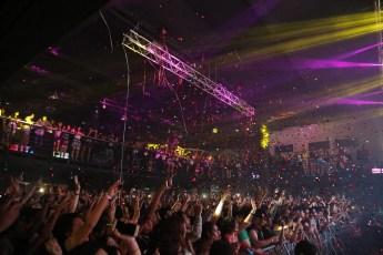 Skrillex Live in KL 2015