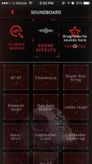 Star Wars App - Sound Effects