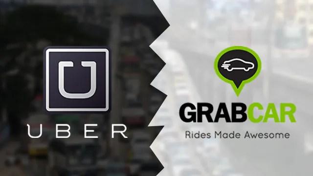 Uber GrabCar