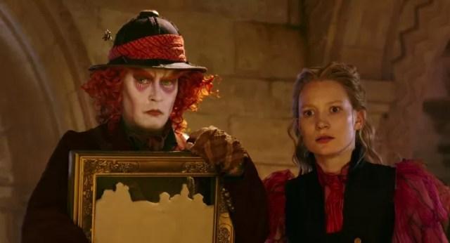 Alice through the Looking Glass Trailer Screenshot