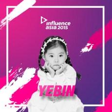 Influence Asia 2015 Yebin
