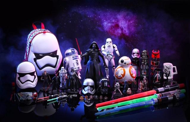 Merchandise_Star Wars Group Photo