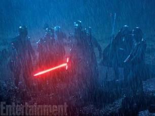 Star Wars The Force Awakens Knights of Ren