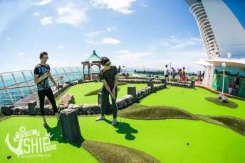 Guvera Presents- Mini Golf International (Waters) Championship with Autograf