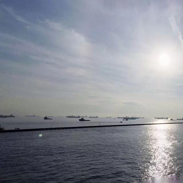 It's The Ship 2015 Sunrise