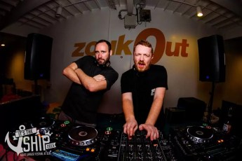 Oliver Dollar and Doorly at It's The Ship 2015