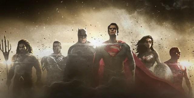 Justice League Part One Concept Art