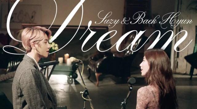 Suzy Baekhyun Dream