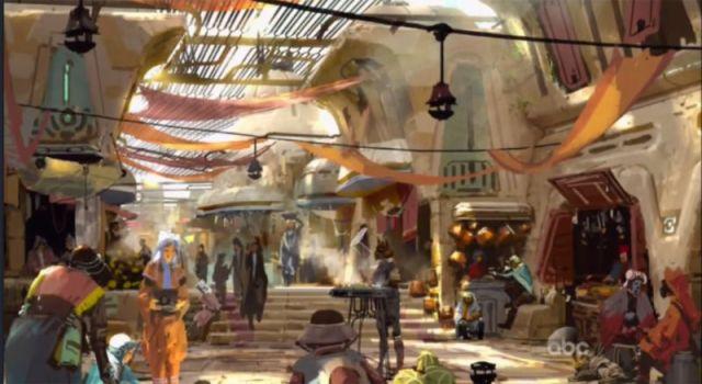 Disney Star Wars Land 5