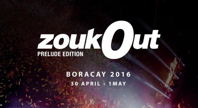 ZoukOut Boracay 2016
