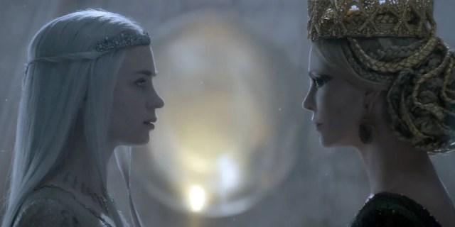The Huntsman Winter's War Freya Ravenna