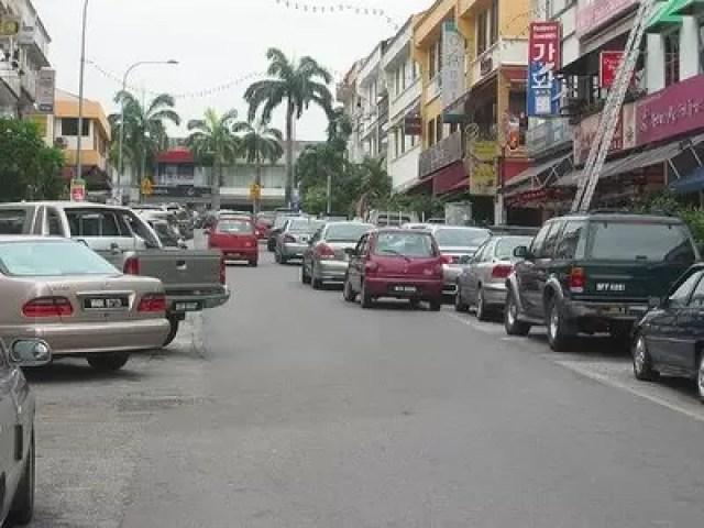 UPDATE) #KualaLumpur: New Parking Rates Effective Today