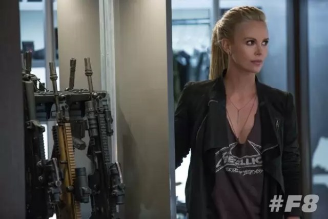 Charlize Theron Cipher