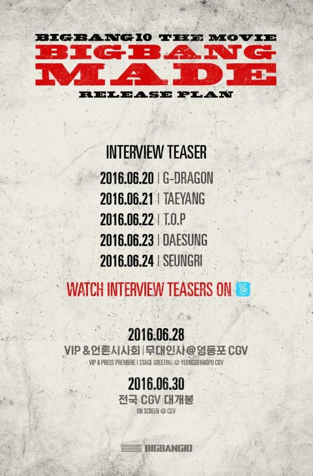 Source: BIGBANG Facebook