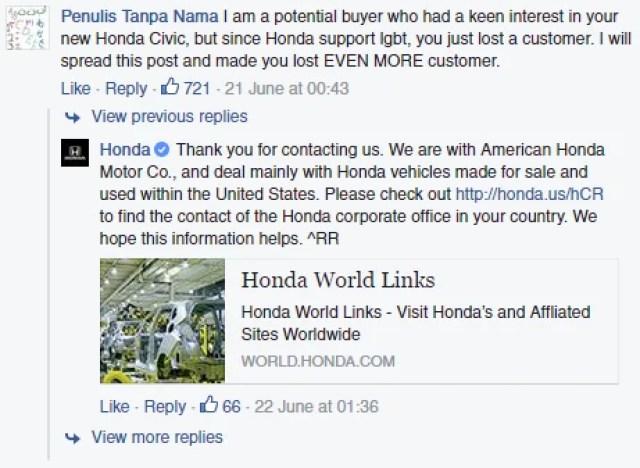 Source: Honda's Facebook