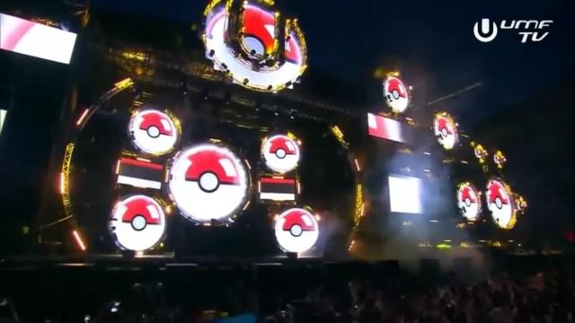 Ultra Europe 2016 Pokemon