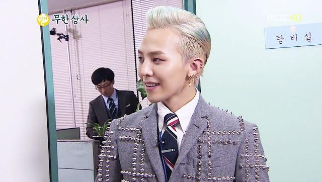 InfiniteChallenge: BIGBANG's G-Dragon Returns To Korea's #1 Variety
