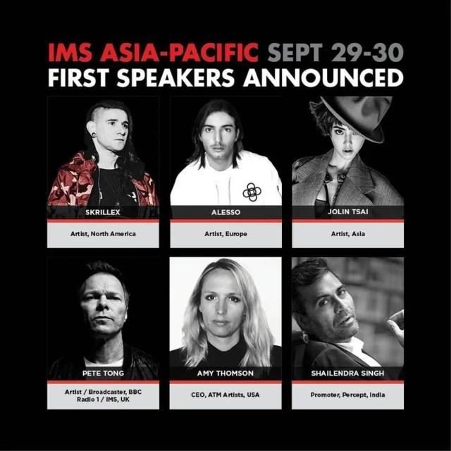 IMS Asia-Pacific Shanghai Speakers