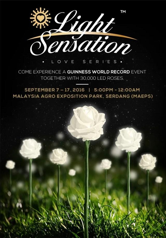 light sensation