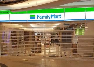 FamilyMart mid valley