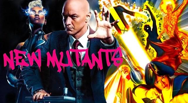 NEW-MUTANTS JAMES-MCAVOY XMEN
