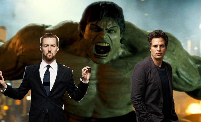 the hulk ruffalo_norton Comic vine