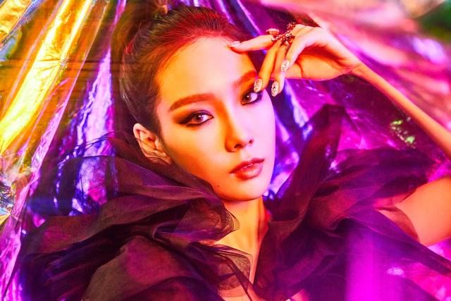 Source: Taeyeon's Website