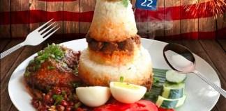 Nasi Lemak Tower