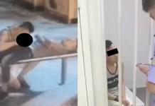 Thief Gives Drunk Man Blowjob