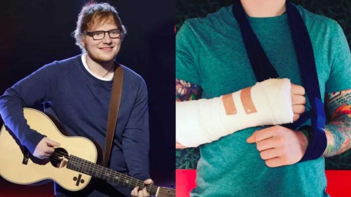 Ed Sheeran Asia Tour