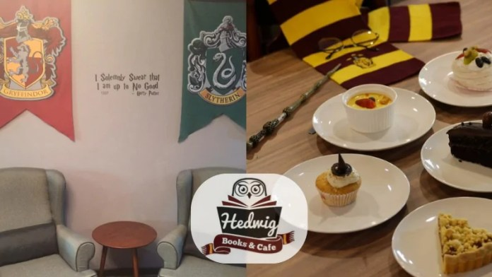 Harry Potter Book Cafe