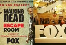 Walking Dead Escape Room