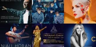 2018 Asia Tour