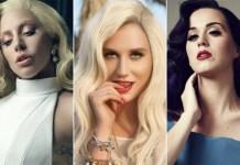 Kesha Katy Perry