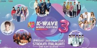 K-Wave 3 Music Festival