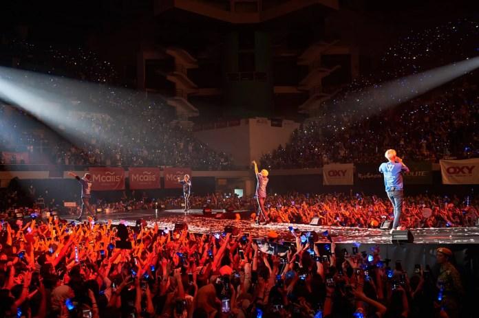 Concert Review: WINNER Member Almost In Tears During