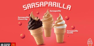 Sarsaparilla Ice Cream