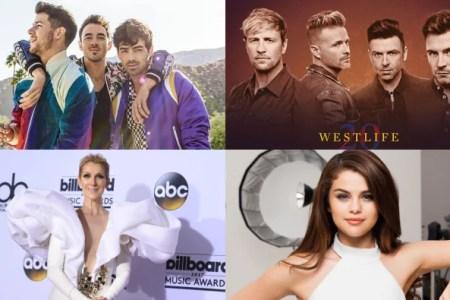 Westlife Albums 2019