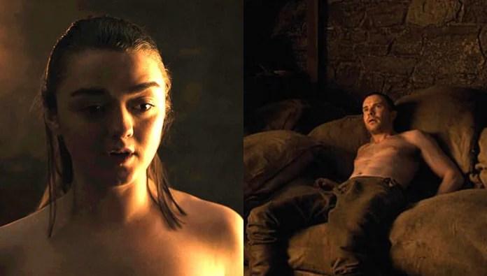 Sorte celebs sex scener