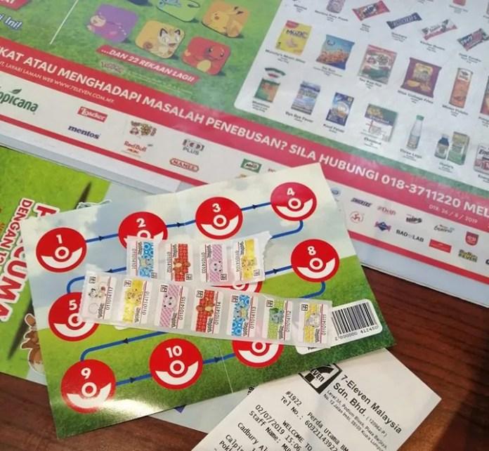 7-Eleven Malaysia Releases 28 Designs Of Pokémon Poké Plates