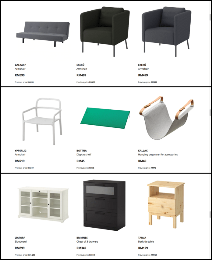 Terrific Ikea Malaysia Kicks Off Clearance Sale With Discounts Up To Download Free Architecture Designs Scobabritishbridgeorg