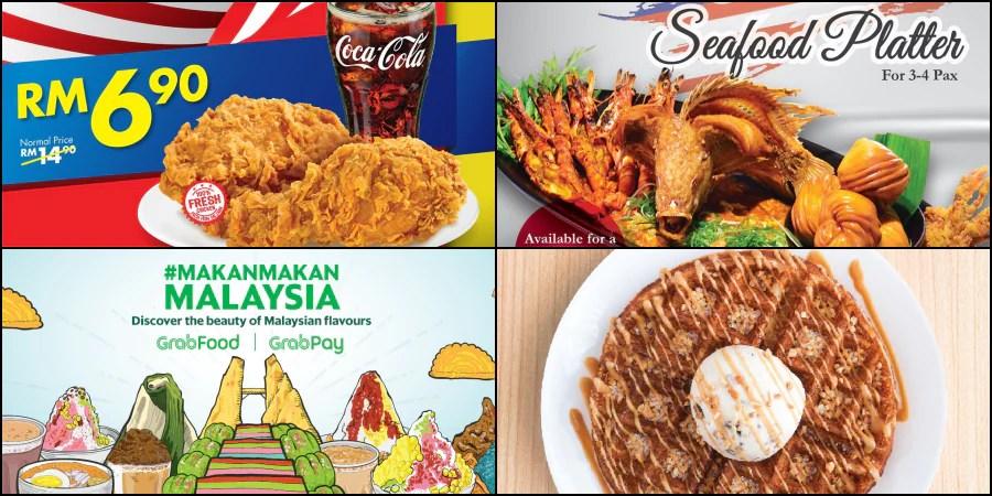 Merdeka 2019: 11 Food & Beverage Promo To Enjoy This Week