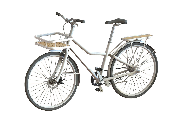Ikea Unveils Sladda Bicycle