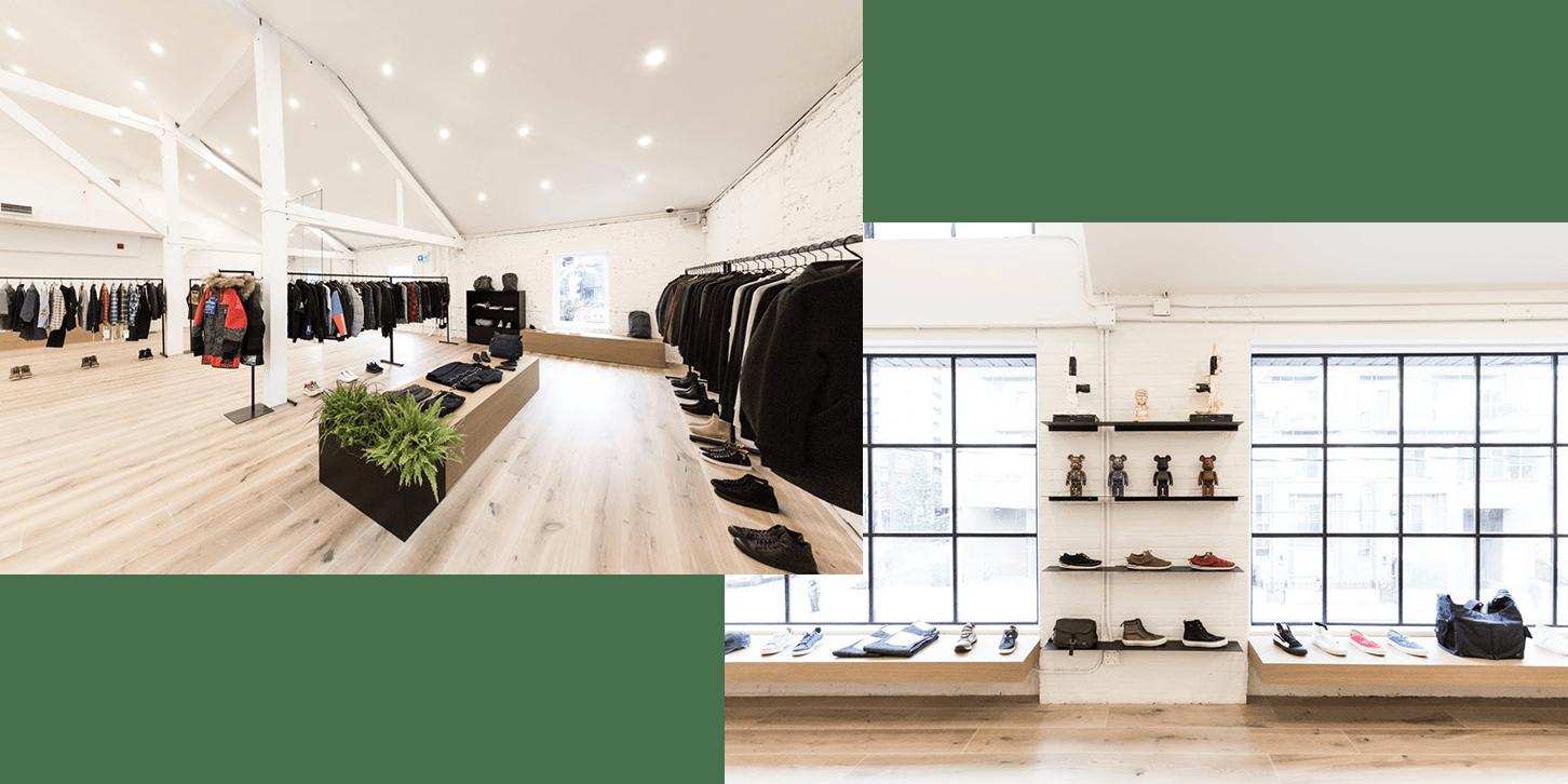 Top 10 Fashion Retailers stores shops 2017 luxury streetwear fashion menswear mens clothing style Colette dsm dover street market kith end haven GR8 km20 maxfield la los angeles new york city slam Jam ssense