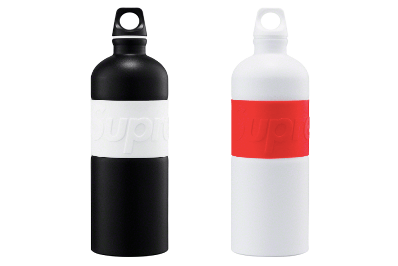Supreme Spring/Summer 2019 Accessories Sigg Water Bottles
