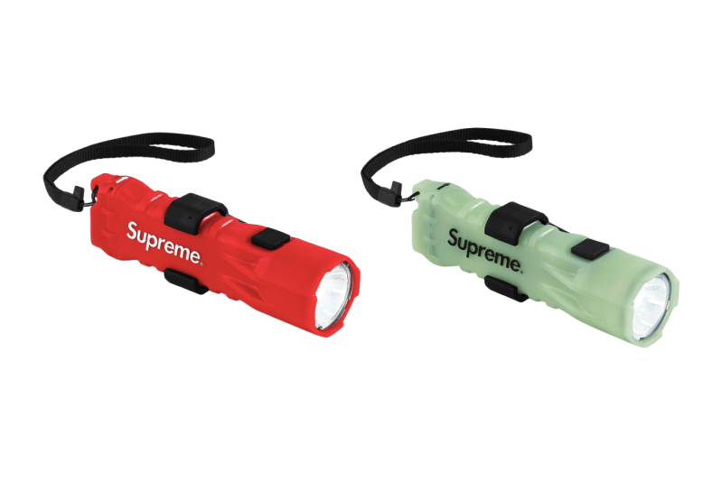 Supreme Spring/Summer 2019 Accessories Pelican 3310PL Flashlights
